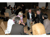 Arbeitsgruppen beim ersten Workshop am 25. Mai 2011